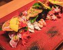 【Dinner】TAKUMI -Kaiseki 9 courses-+Welcome drink