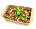 【New York Grill】 Mixed Grain Salad, Zucchini, Broccoli, Avocado oil Dressing