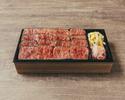 【デリバリー】⑥極上赤身ステーキ弁当