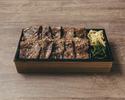 【デリバリー】⑪特選A5黒毛和牛焼肉弁当