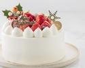 クリスマスケーキ(直径15 cm)