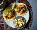 【Dia de los Muertos メキシコ死者の日】スペシャルディナー タコス・チキングリルを含む全5品 11月3日まで!