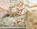 ◇12/19【ソファー席確約★】乾杯用ウェルカムドリンク付!- Special Afternoon tea - マリーアントワネットのロイヤルパレス