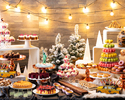 【Nov 3-Jan 10/WEB13%OFF/WD】「HOLIDAY IN NEW YORK」Sweets Buffet