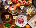 クリスマス!ファミリー限定【夜景確約席】モエで乾杯!ローストビーフ、お寿司、充実のデザートまでをご堪能!
