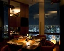 Only 23rd December「Semi Private Room B」❄Festive Dinner ★ 6 Course
