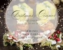10F【SPICE LAB TOKYO】Dinner A20,000(NON Vegetarian)Christmas Dinner+3 glasses of wine(Champagne,Red wine,White wine)