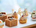 【Semi Private Room A 】Festive afternoon tea🎅+1 Christmas Cocktail